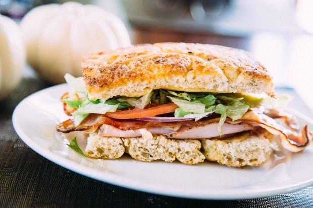 Wandehour - sandwich